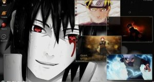 Naruto Shippuden Windows 7 Theme