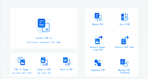 PDF WIZ — The Truely Free PDF Converter for Windows