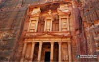 Petra Free Download Seven Wonders of World Windows 7 theme