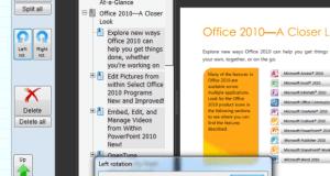 Rotate Merge Split PDF