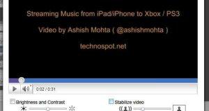 Shaky Videos on youtube