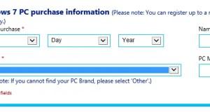 Windows 7 PC Upgrade