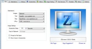 ZScreen Capture Utility