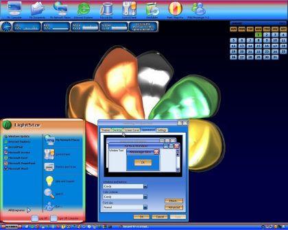 iCandy windows xp themes