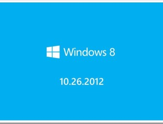 Windows 8 is Releasing on October 26