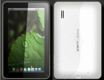Zen UltraTab A900 Review – Specification and features