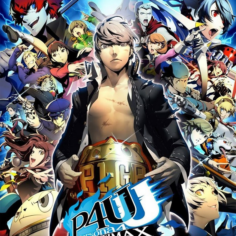 "Opening de ""Persona 4 Arena Ultimax"" para el PlayStation 3"