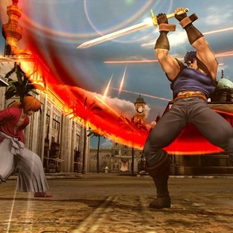 J-Stars Victory VS. – screenshots del juego y diseños de personajes