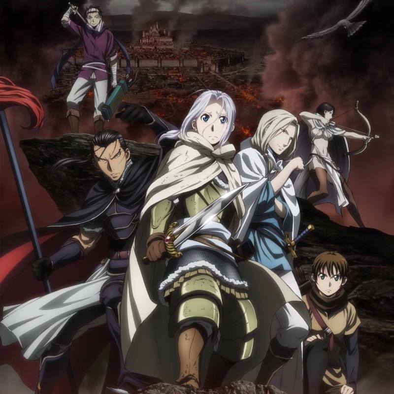 Arslan Senki – trailer para el anime