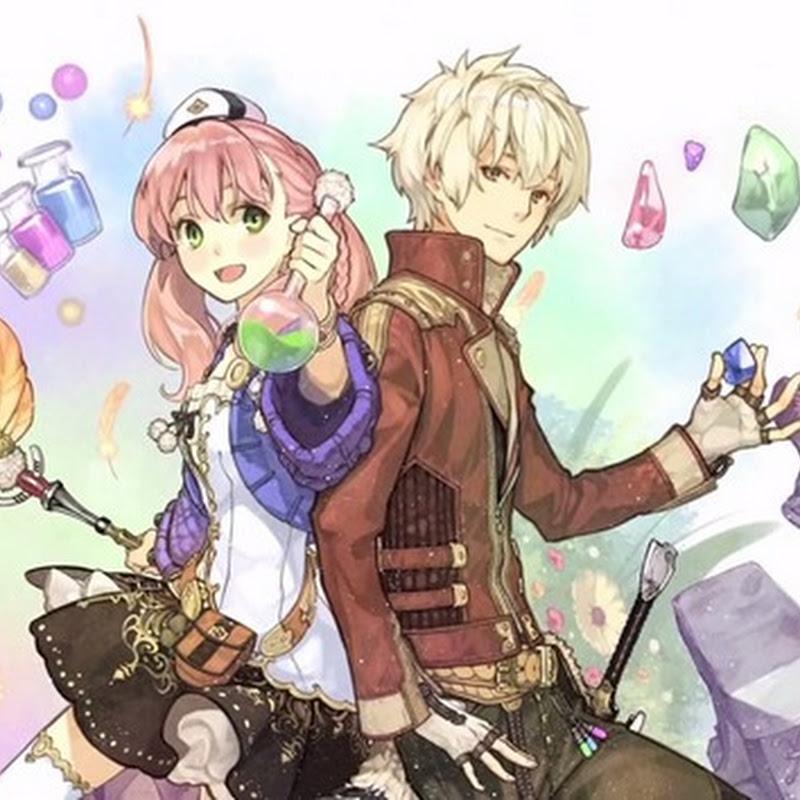 """Video juego """"Atelier Escha & Logy"""" será adaptado al anime"""