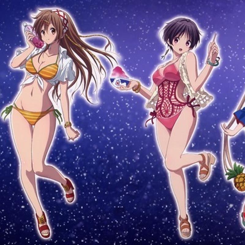 "1er DVD de ""Chuunibyou demo Koi ga Shitai! Ren"" contendrá un corto inédito"