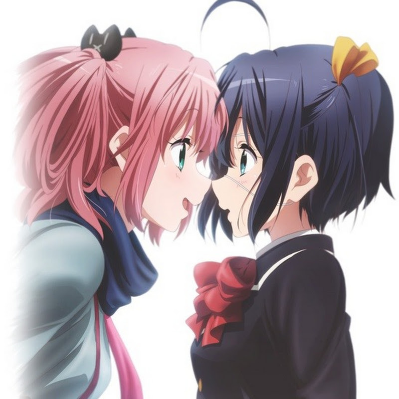 Chuunibyou demo Koi ga Shitai! Ren – imagen de promoción