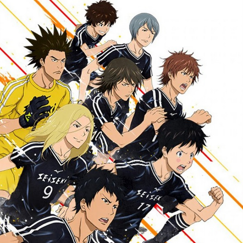 Anime DAYS tendrá 24 episodios