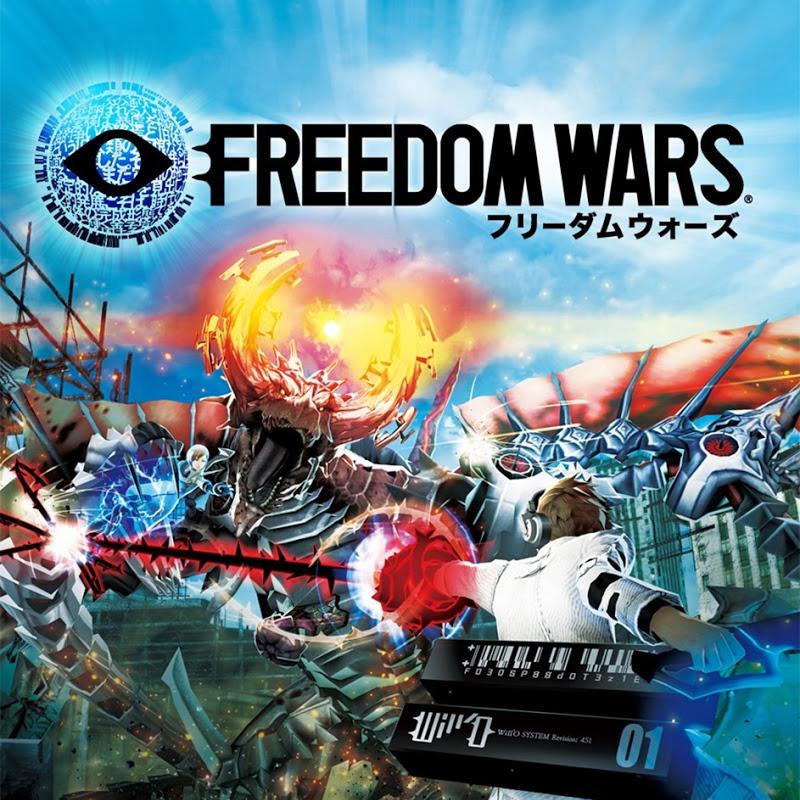 """Screenshots y trailer de """"Freedom Wars"""" para PlayStation Vita"""
