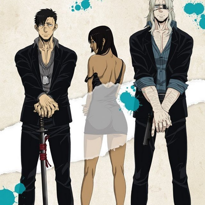 GANGSTA. – primer trailer para el anime