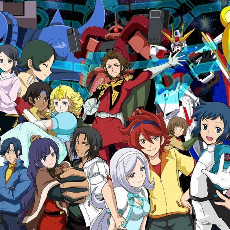 "Nueva serie para ""Gundam Build Fighters"""