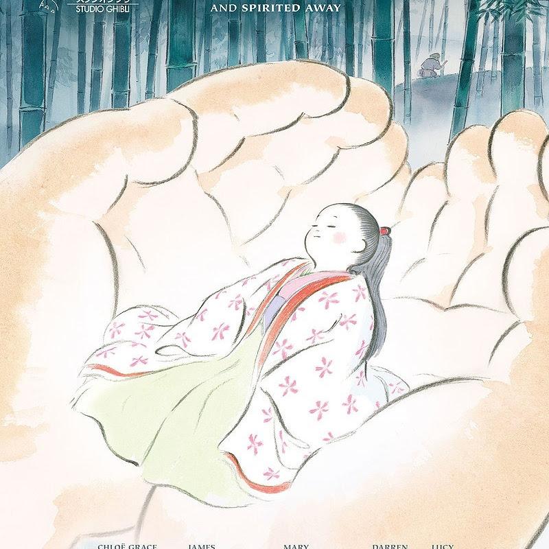 Kaguya-hime no Monogatari, de Ghibli, nominada al Oscar