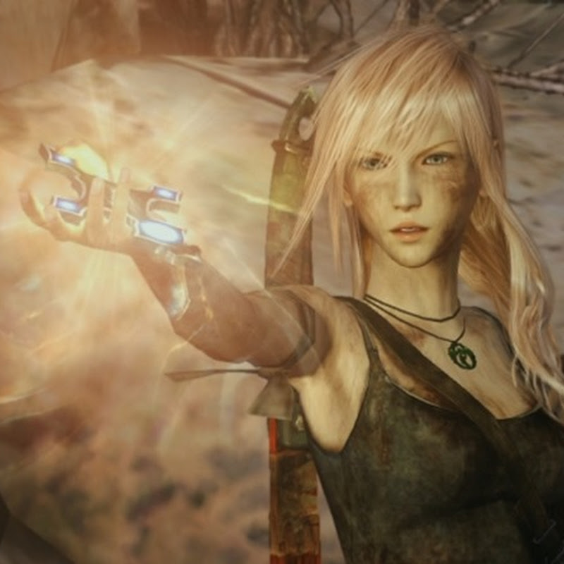 """Lightning Returns: Final Fantasy XIII"" tendrá atuendo de Tomb Raider en contenido descargable"