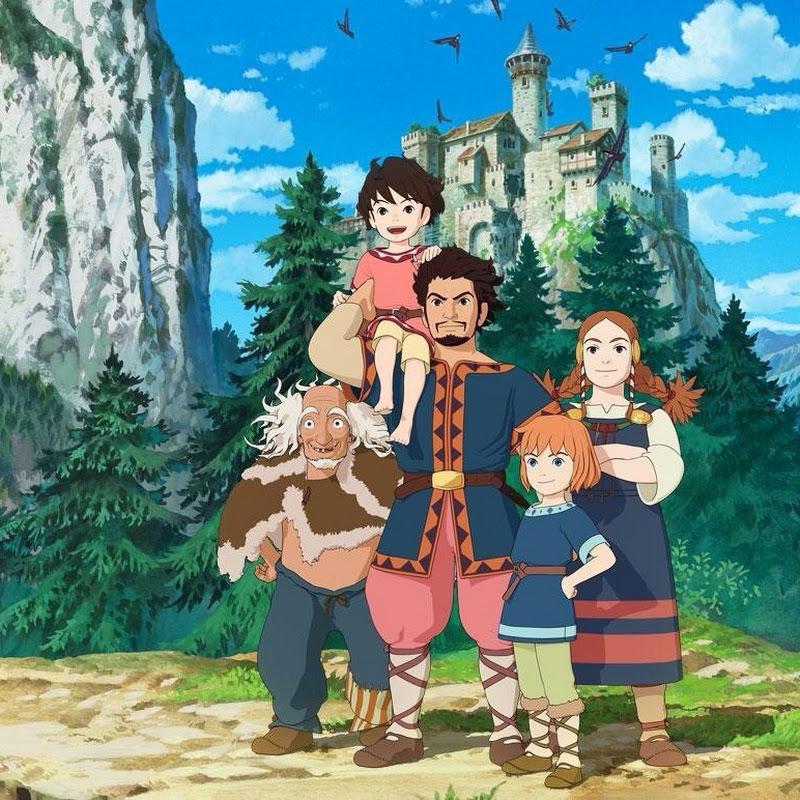 Sanzoku no Musume Ronja – nuevo anime de Miyazaki Goro