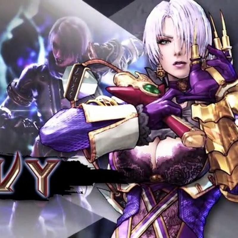 Soulcalibur: Lost Swords – trailer de Ivy