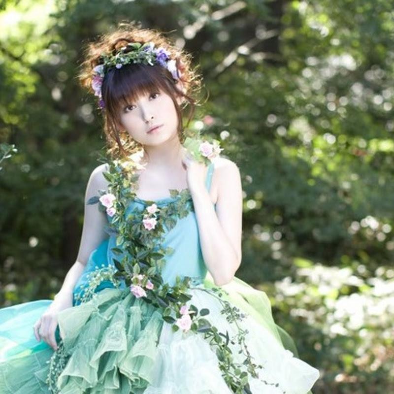 Tamura Yukari canta en un video musical de No-Rin (anime)