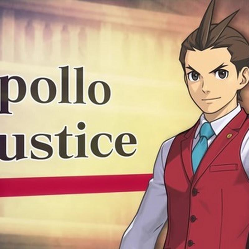 Trailer para Gyakuten Saiban 6 (Nintendo 3DS)