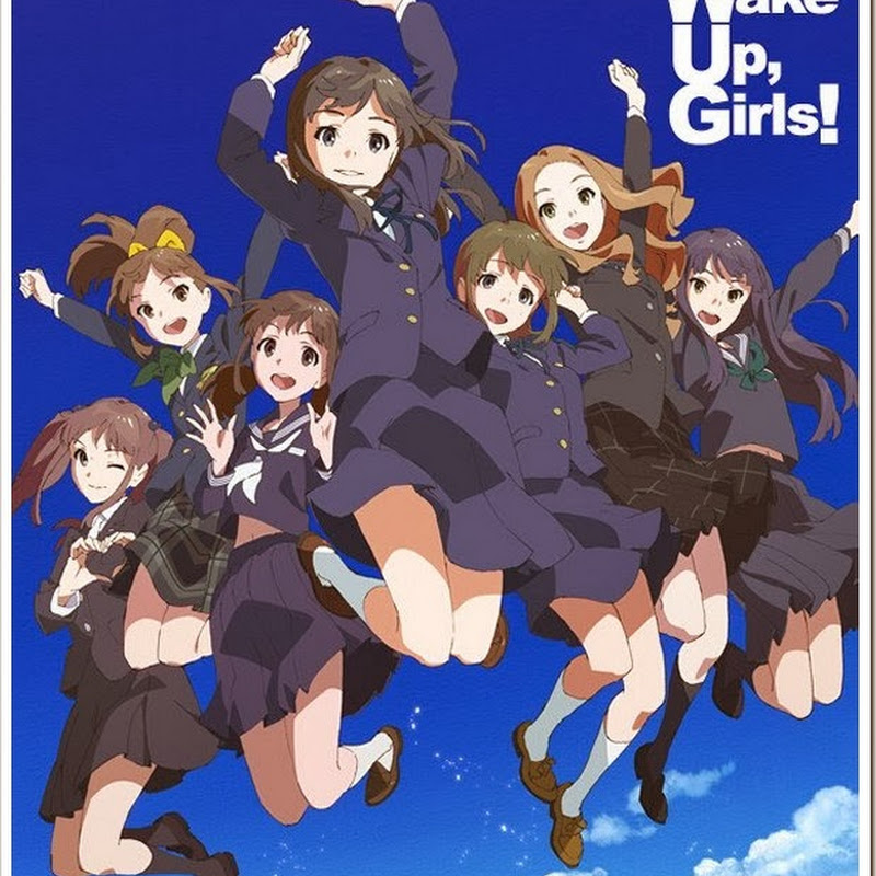 Wake Up, Girls! anime ya tiene fecha para su Blu-ray
