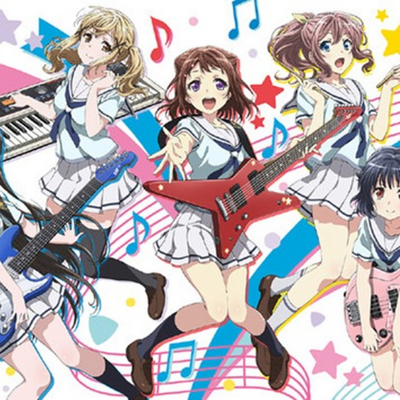 BanG Dream! tendrá serie de anime en 2017