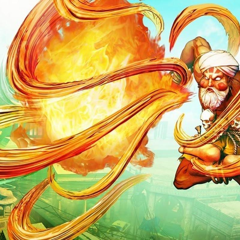 Nuevo trailer de Street Fighter V presentando a Dhalsim