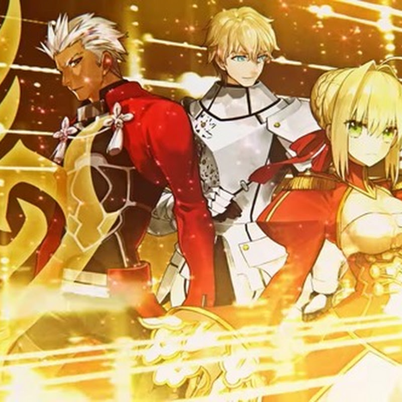Primer comercial de TV para Fate/Extella (PS4, PSVita)