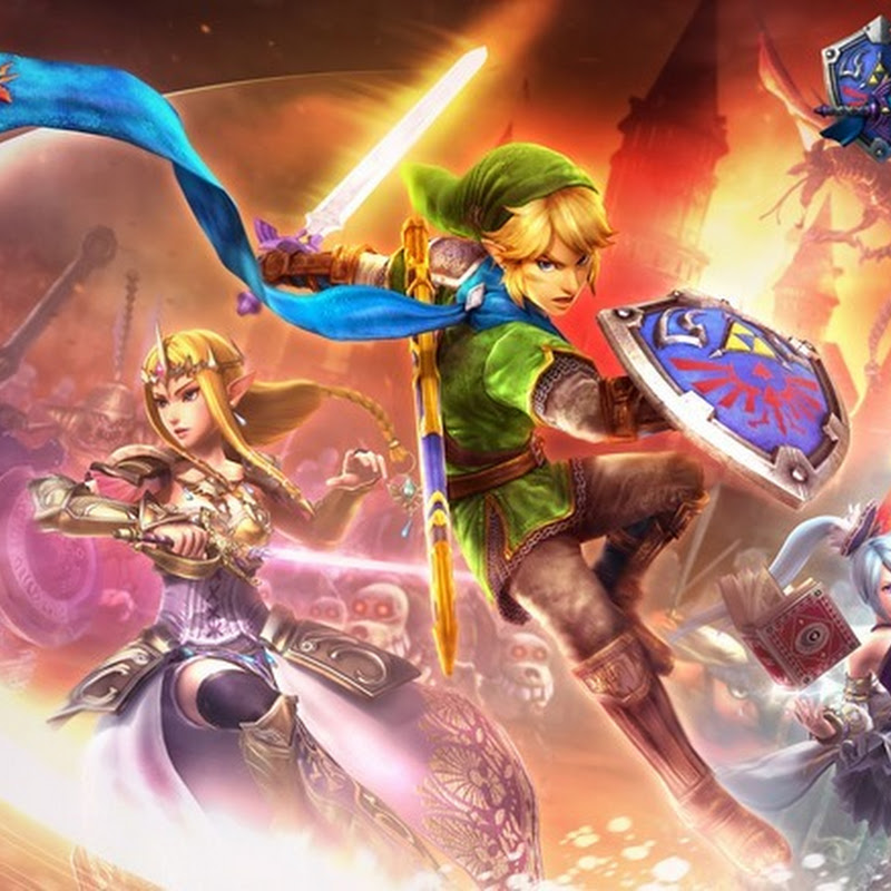 "Trailers de ""Hyrule Warriors"" para Nintendo Wii U"