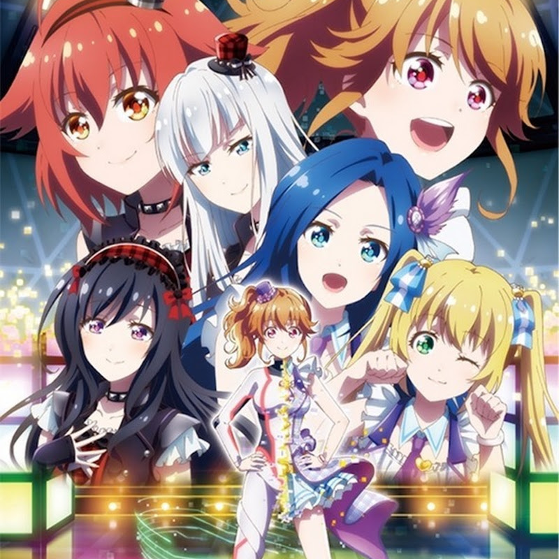 Idol Memories, nueva serie de anime original
