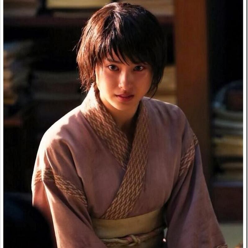 Rurouni Kenshin – fotografía de Misao del live action