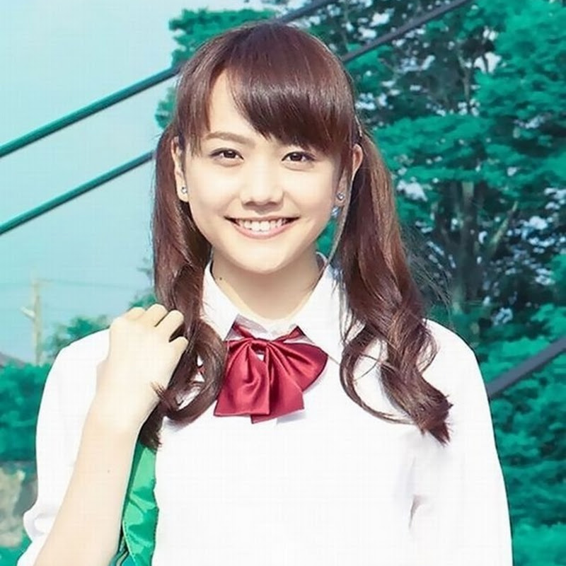 Matsui Airi en el live action de Anohana
