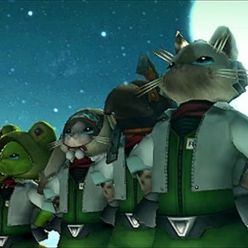 Trailer de Star Fox en Monster Hunter Generations