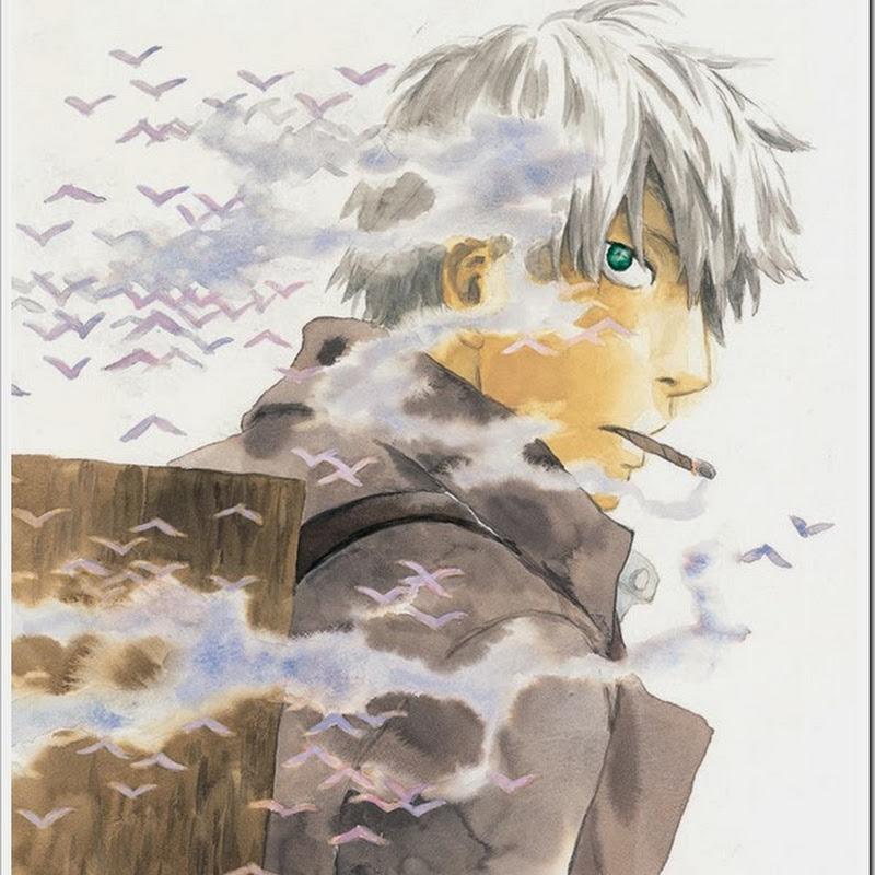 Mushishi tendrá un especial de anime en enero