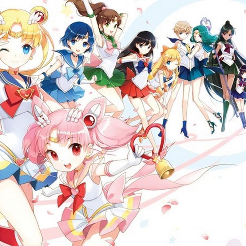 El nuevo anime de Sailor Moon contará la misma historia