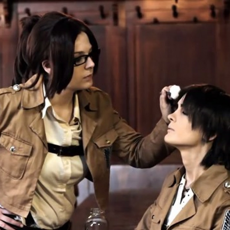 """Video Cosplay de """"Shingeki no Kyojin"""""""