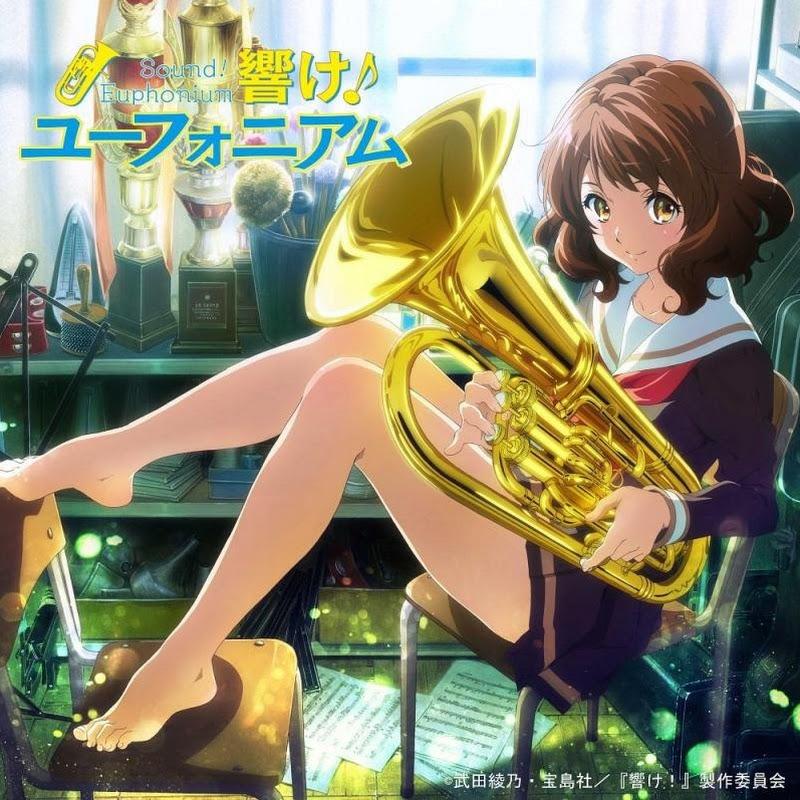Hibike! Euphonium – trailer para el anime