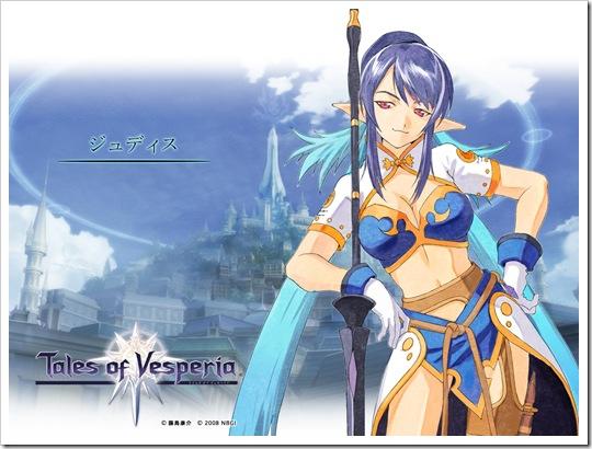 Tales of Vesperia – Película de Anime