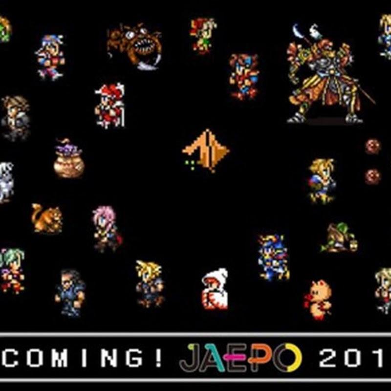 Personajes de Final Fantasy para el nuevo juego arcade de Square Enix