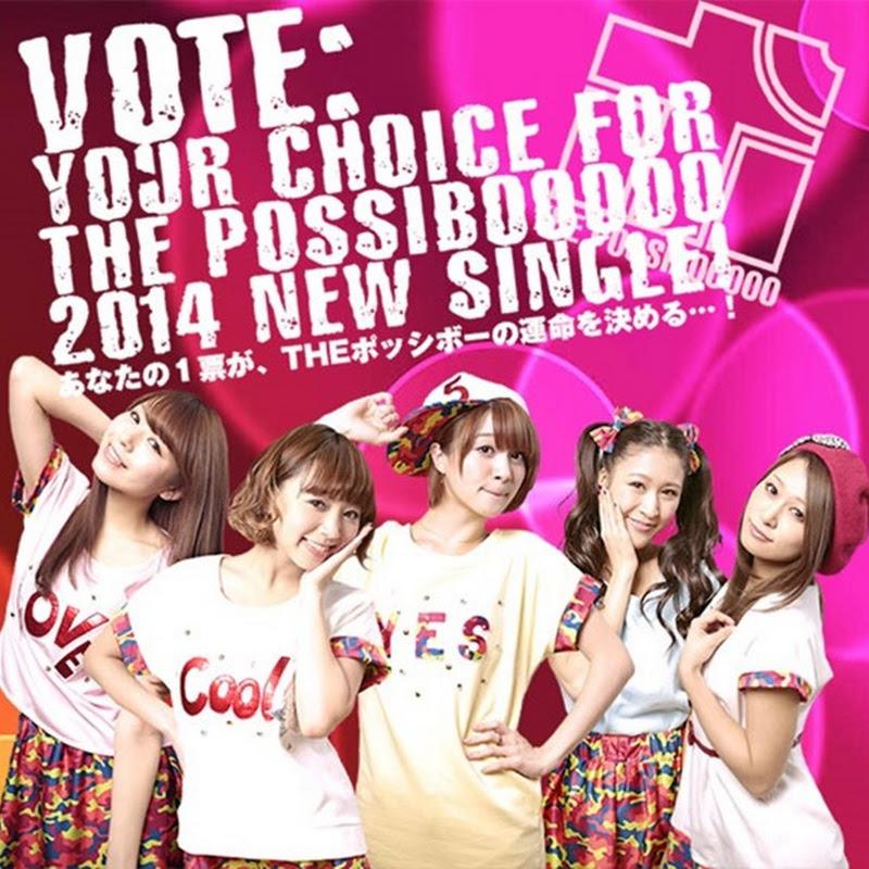 THE Possible – vota para elegir su próximo single
