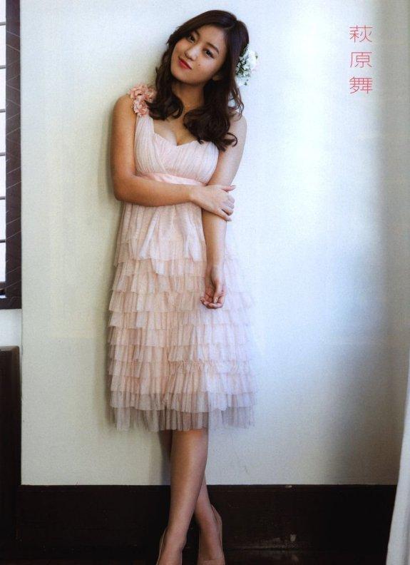 ℃-ute en la revista Up To Boy Plus (2017 vol. 36) 006