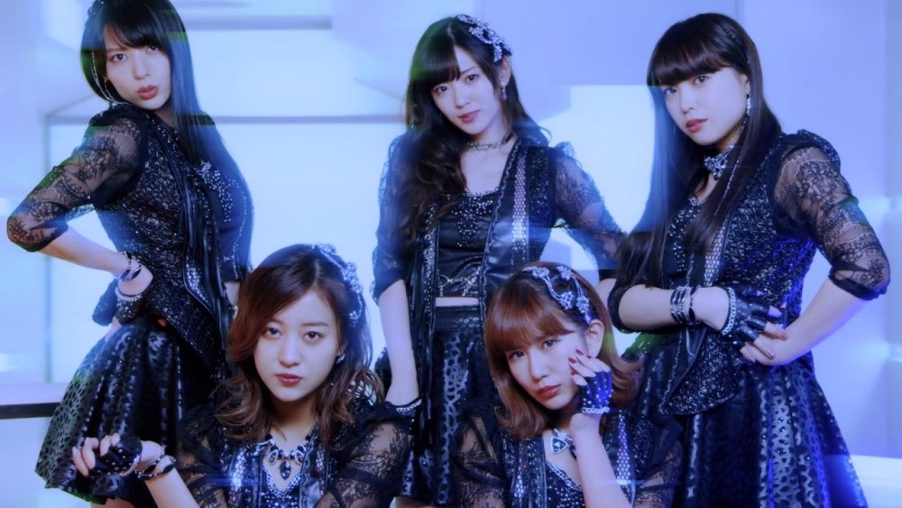 ℃-ute – The Curtain Rises (video musical completo)