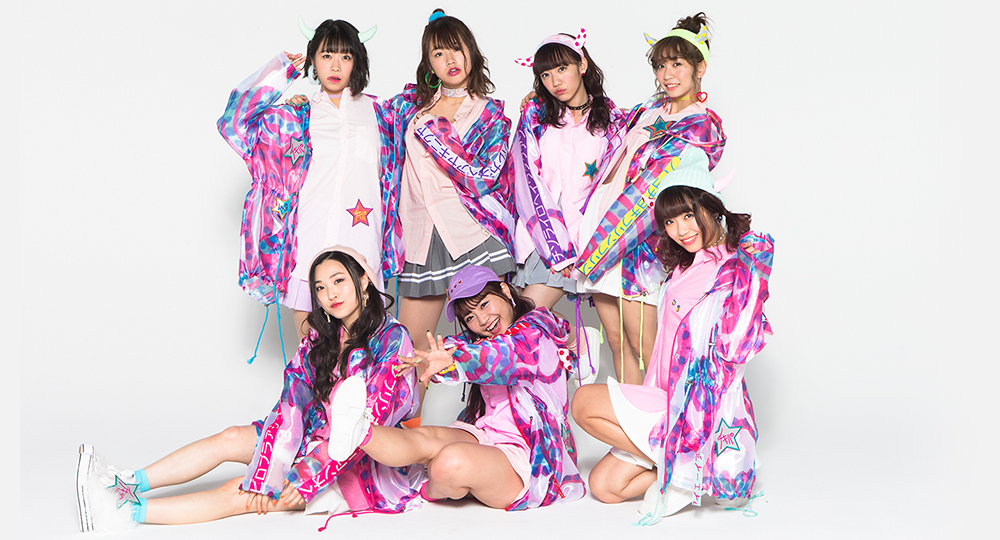 Cheeky Parade – Shout along! (8º single)