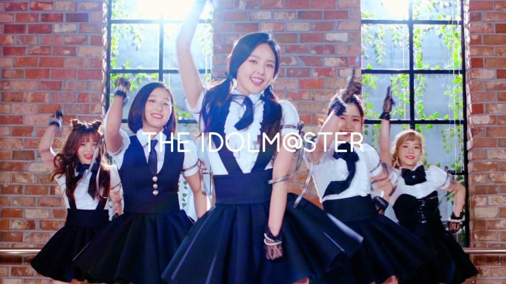 Presentación de las integrantes de IDOLM@STER.KR (video)