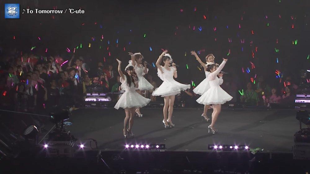 To Tomorrow - ℃-ute.(Live at さいたまスーパーアリーナ 2017-06-12)