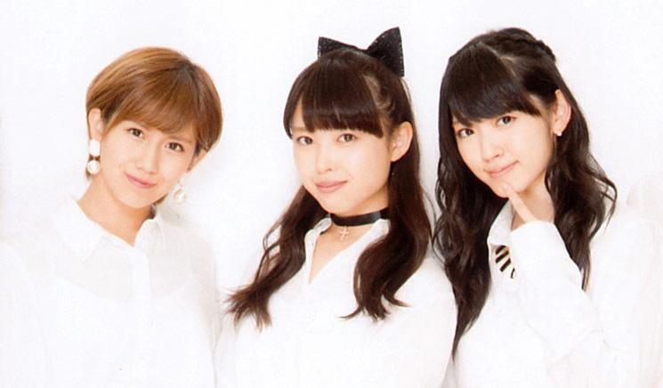 Suzuki Airi, Nakajima Saki y Okai Chisato abren cuentas de Instagram #C_ute