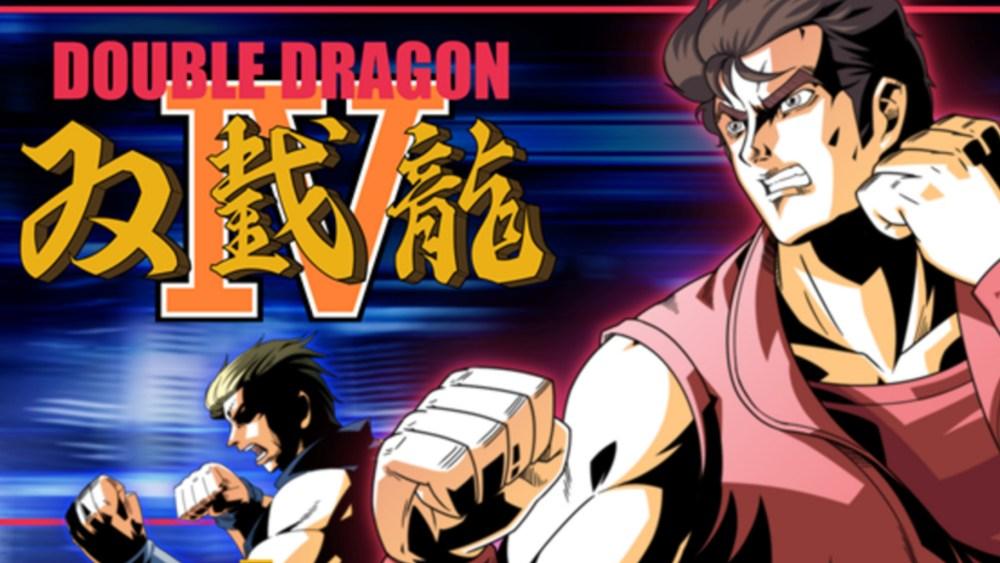 Double Dragon IV tendrá lanzamiento digital en Nintendo Switch