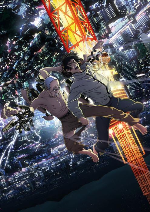 Inuyashiki revela trailer para el anime
